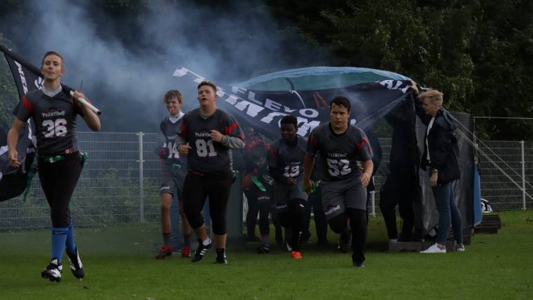 Flag Football Finals